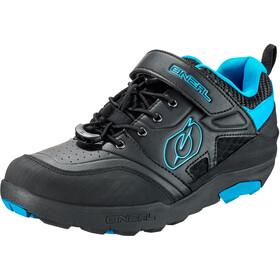 O'Neal Traverse SPD Schoenen Heren, black/blue